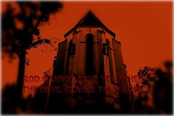 Devils damnation by MistressInsanity