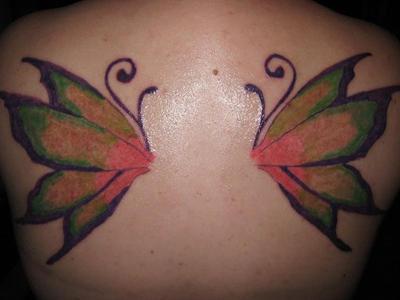 My Tattoo by MistressInsanity