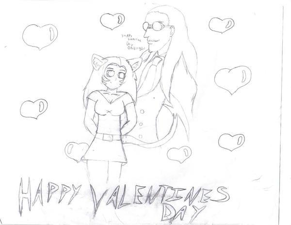 Valentines day by MistressInsanity