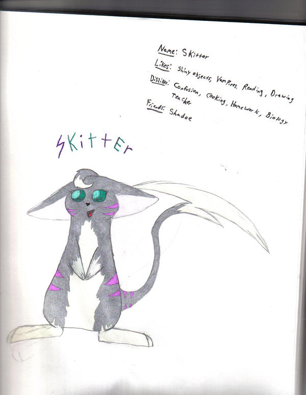 Skitter-Me by MistressInsanity