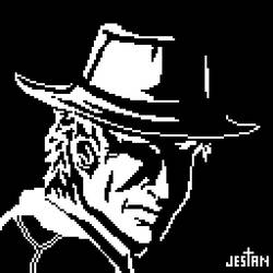 1-Bit Cowboy