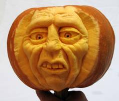 More Pumpkin sculpting! by DwayneRushfeldt