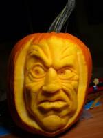 Shifty pumpkins by DwayneRushfeldt