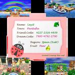 Animal Crossing NL Codes
