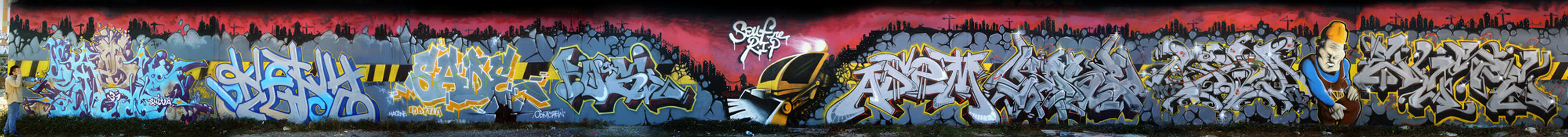 Soufre R.I.P by c4rl