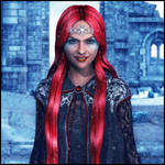 Red winterfae
