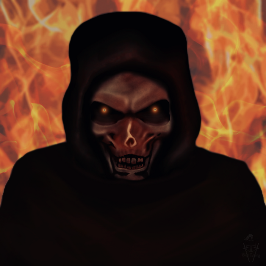 DIGITAL PAINT - Oath Of Agony - PSD DOWNLOAD by Blue-Lovag