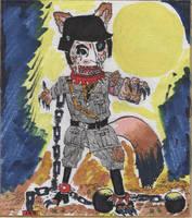 Werewolf Kurt by forthcracy159