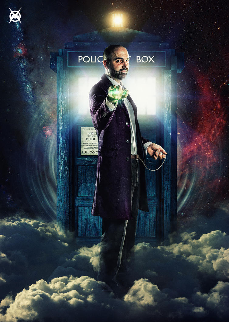 Dr. Who Poster 2 by MeetMrCampbell