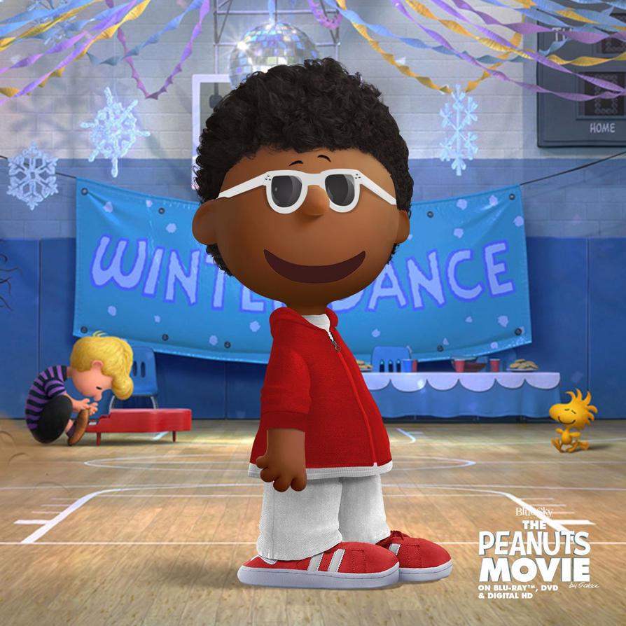Peanuts: DJ by Bronce-the-Dino