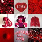 Ruby moodboard