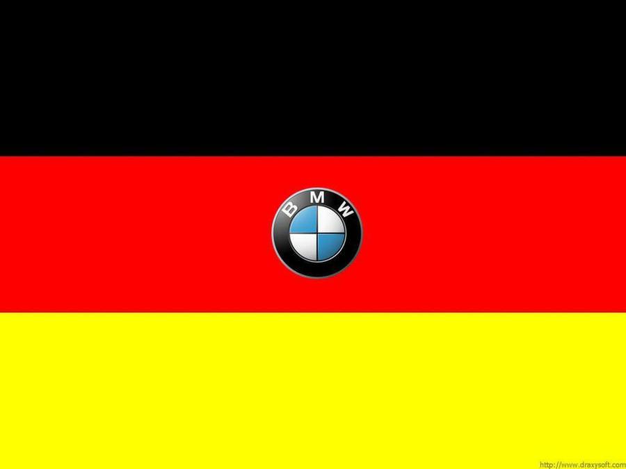Bmw Logo German Flag By Tito335 On Deviantart