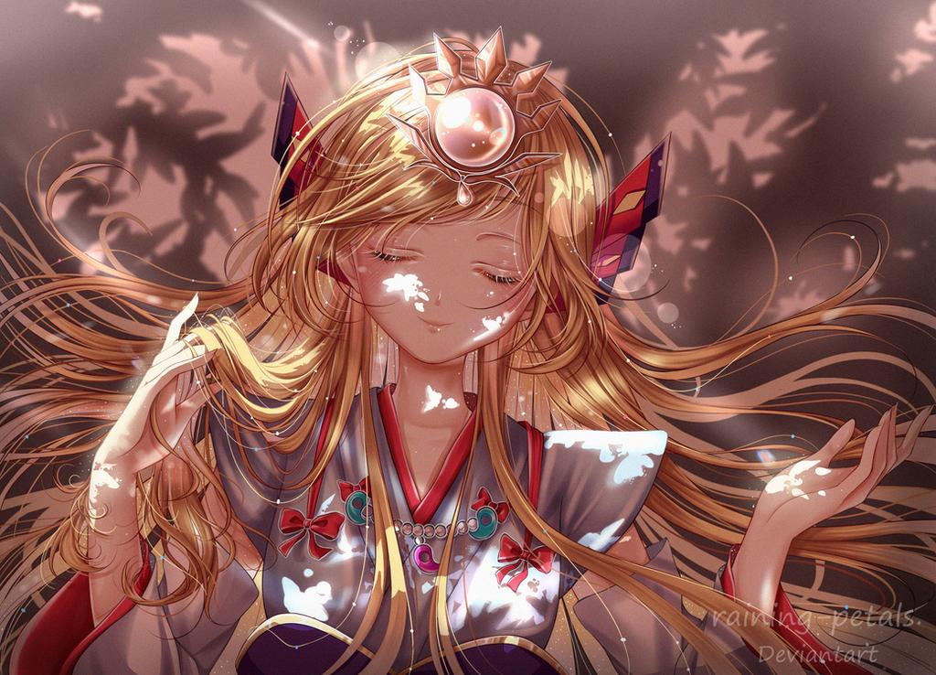 [Commission] Rina by raining-petals