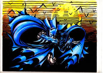 Batman by michaelbitoy