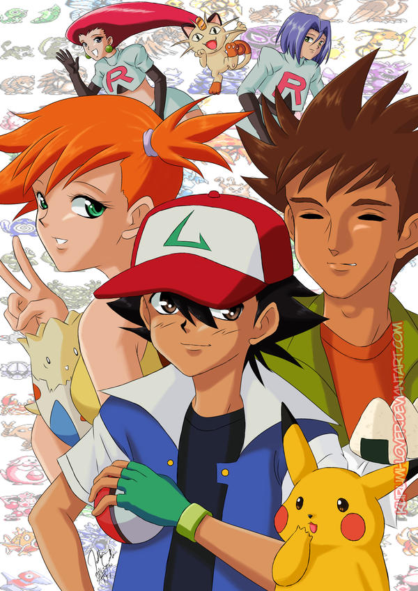 -The Original Gang- by Kurumi-Lover