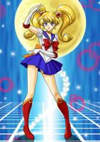 Sailor (V) Moon by Kurumi-Lover