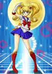 Sailor (V) Moon