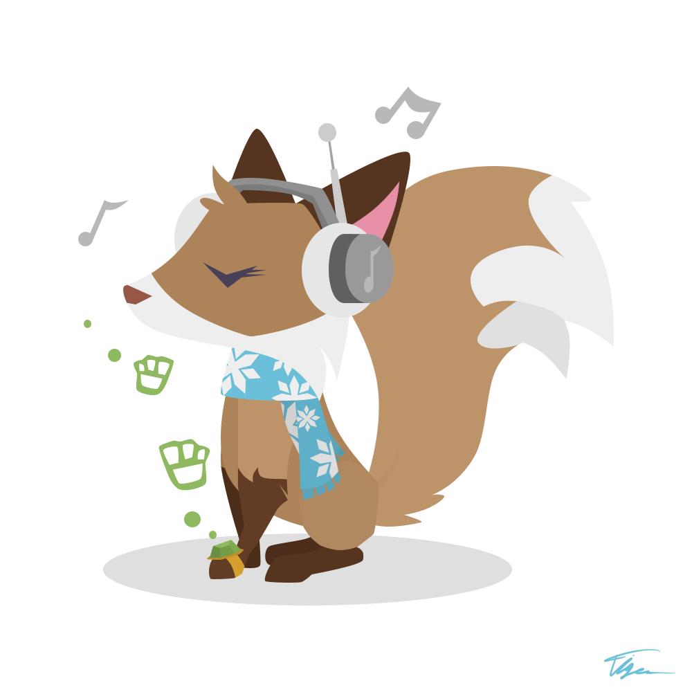 Animal Jam Fox by TumultuousTiger on DeviantArt