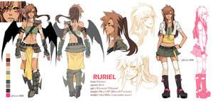 M2012: Ruriel Character Sheet
