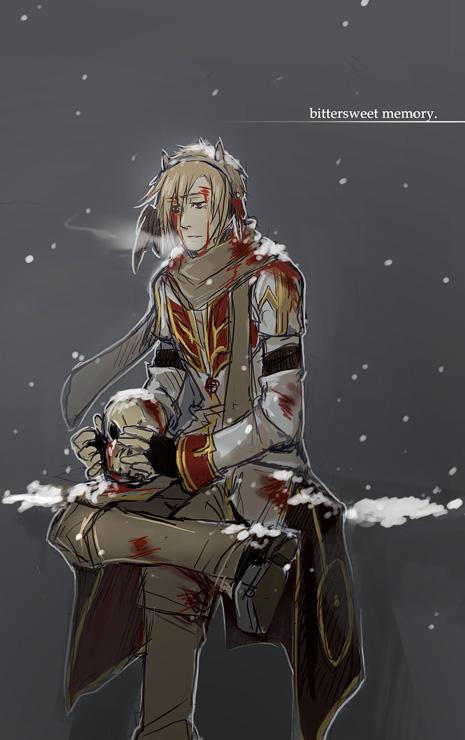 Ragnarok: Bittersweet by finni