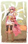 SakuraCon'11 Mascot
