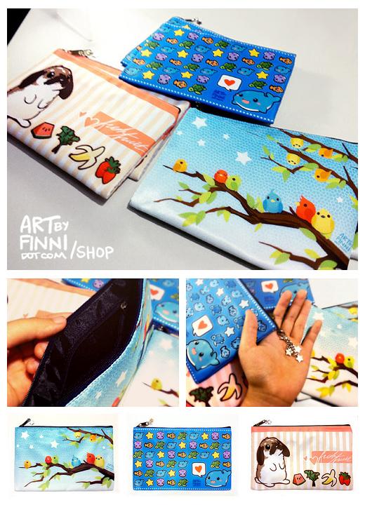 NEW original bag designs by finni