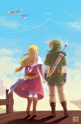 Zelda: Skyward Romance