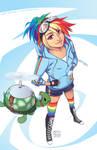 MLP: Rainbow Dash