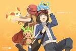 Pokemon XY!! by finni