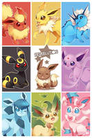 Eeveelution by finni