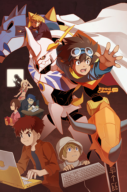 Digimon: Our War Game