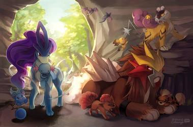 PKMN: Legendary Beasts