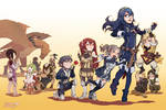 FEA: Lucina's Daycare by finni