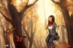 Autumn Memories by finni