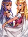 LoZ: Princess Duet