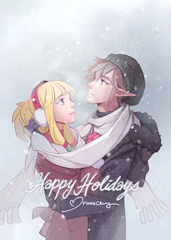 LoZ: Happy Holidays