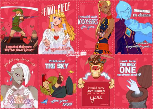 Happy Zelda Valentines' Day~