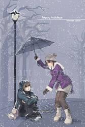 Happy Holidays :: winter o5 by finni