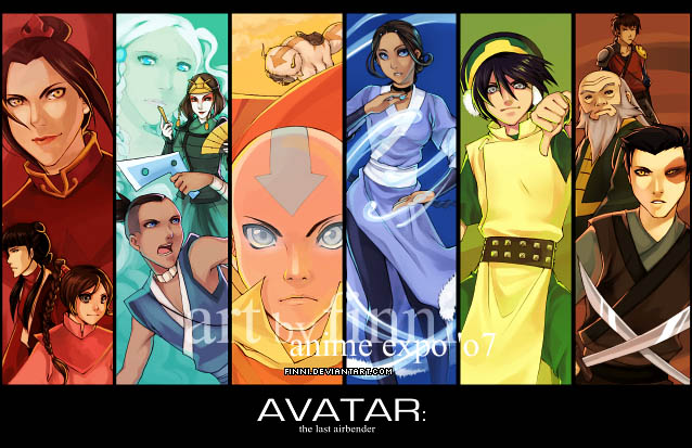 She Who Writes Monsters: Things Avatar: The Last Airbender Taught Me ...