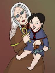 Mother Dahlia