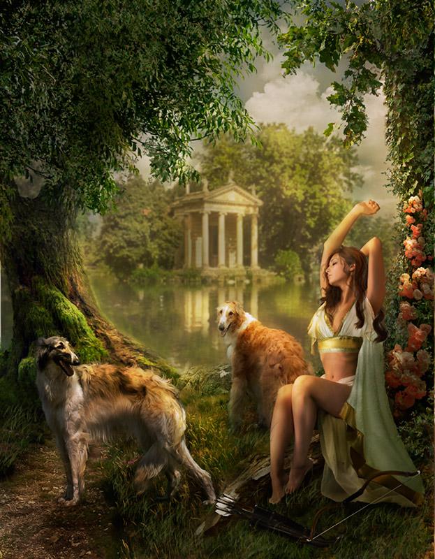 Diana by Lotta-Lotos