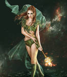 Warrior of Light by Lotta-Lotos