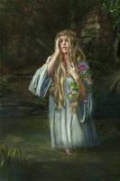 Ophelia by Lotta-Lotos