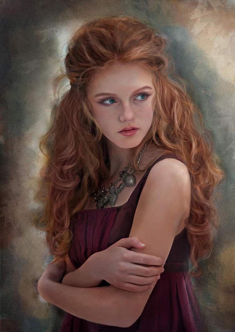 Redheaded by Lotta-Lotos