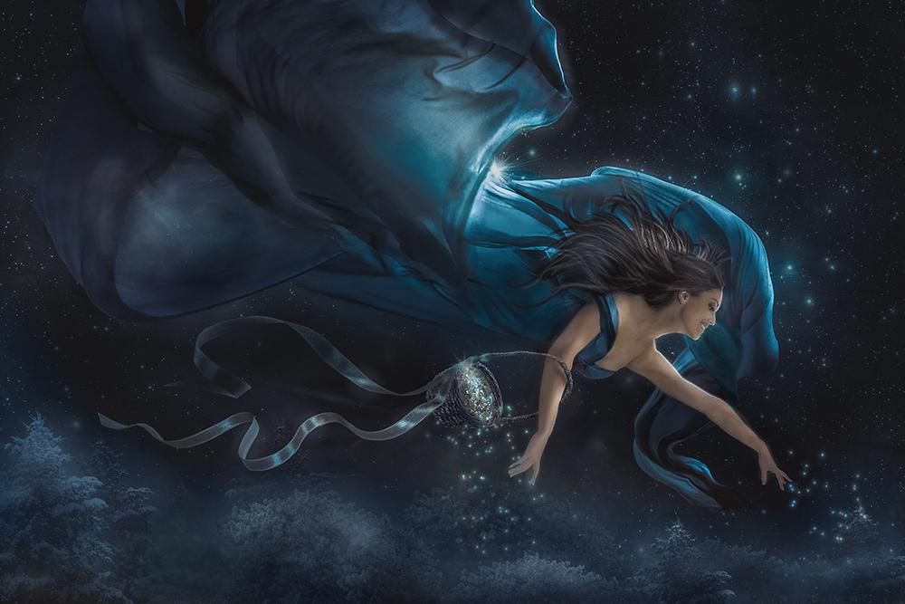 Magic night by Lotta-Lotos