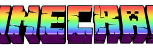 rainbow MINECRAFT by MINECR-AFT