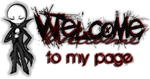 WELCOME TO MY PAGE by MINECR-AFT