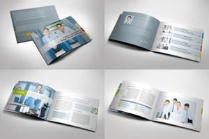 Strategic Horizontal Brochure by Mikingers