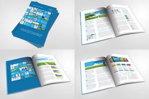Metro Brochure by Mikingers