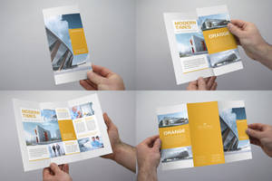 Modern Flyer by Mikingers